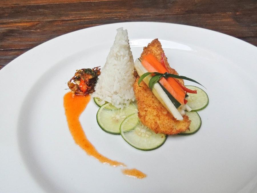 Chef Kelana: Jahe & Masakan | Foodcious Chefs Corner